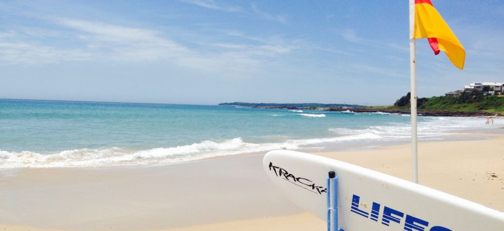 Shellharbour North Beach