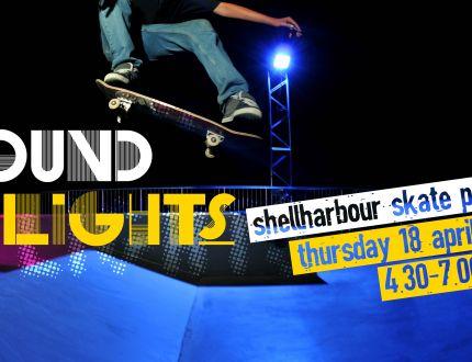 Sound & Lights - Skateboard Youth Event